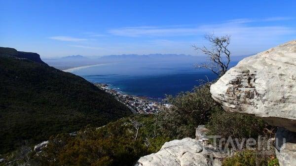 Калк-бей - рыбацкий городок Кейптауна / ЮАР