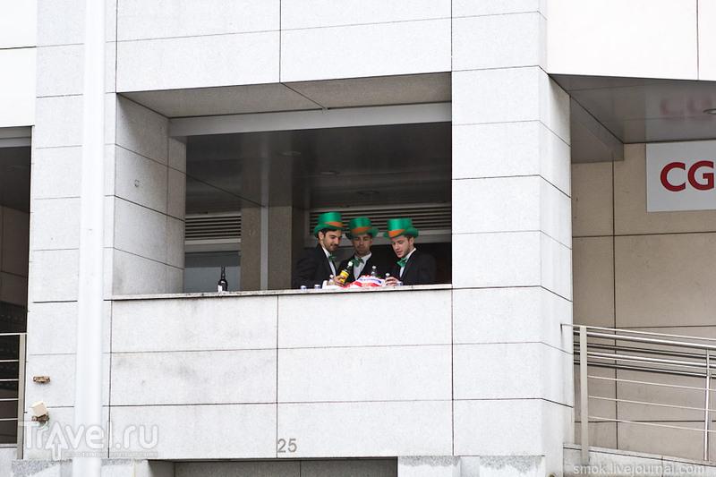 Студенческий праздник Кейма в Порту / Фото из Португалии