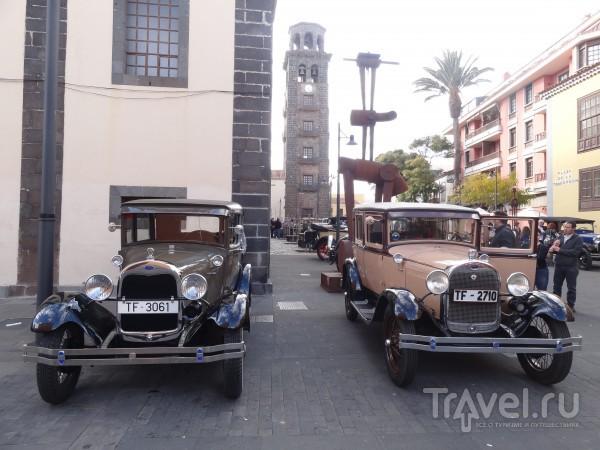 Тенерифе, San Cristobal de La Laguna / Испания