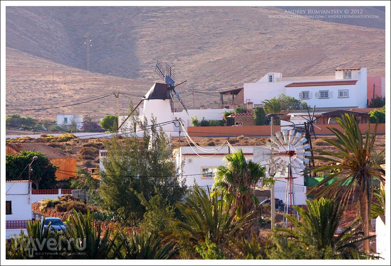 Путешествие на край Старого Света. Канарские острова, г. Антигуа / Фото из Испании