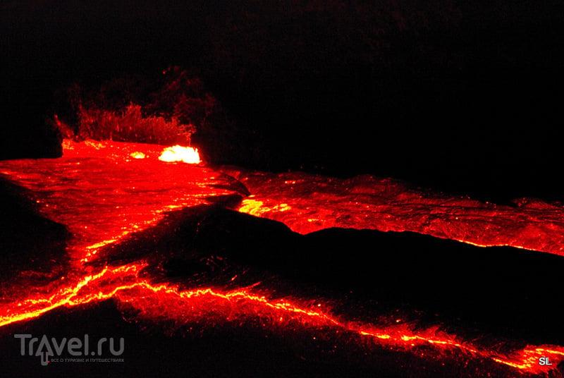Вулкан Эрте Але / Эфиопия