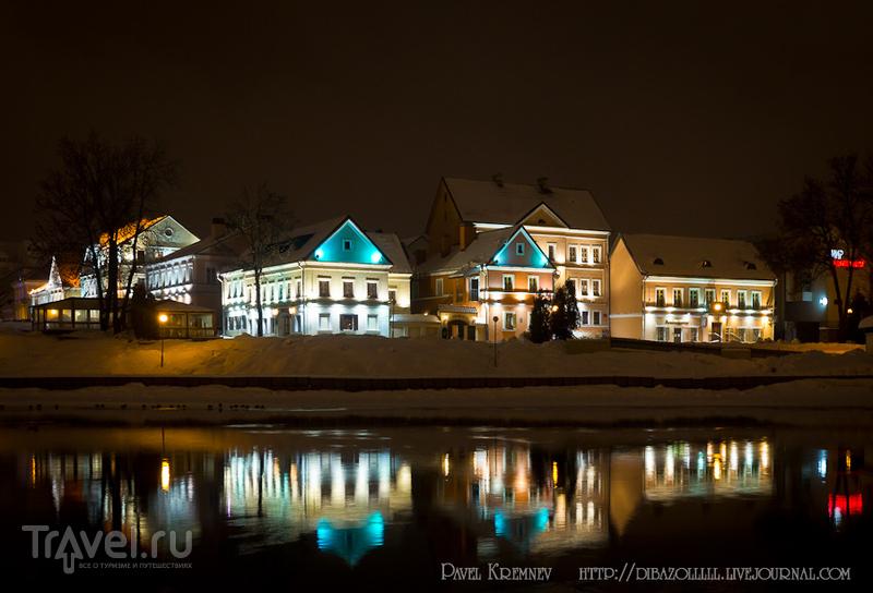 Троицкое предместье в Минске, Белоруссия / Фото из Белоруссии