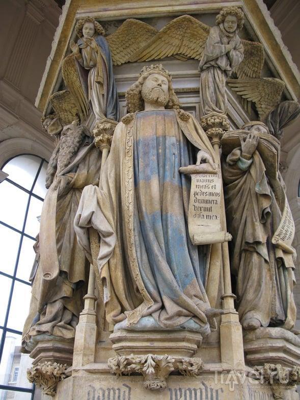 Дижон - столица Бургундии / Франция