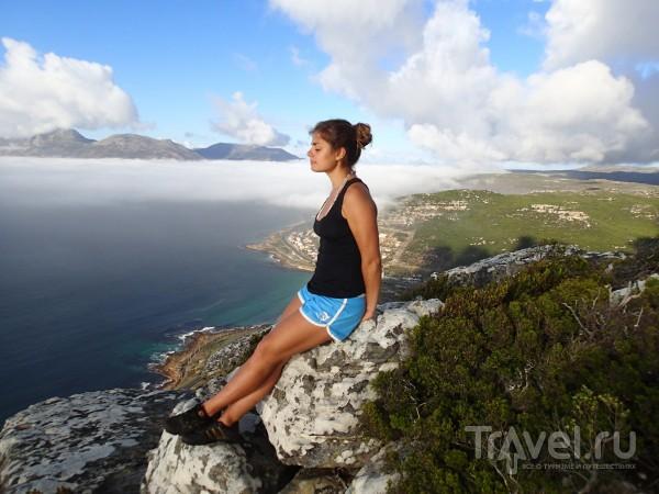Горы Кейптауна и мыс Доброй Надежды / ЮАР