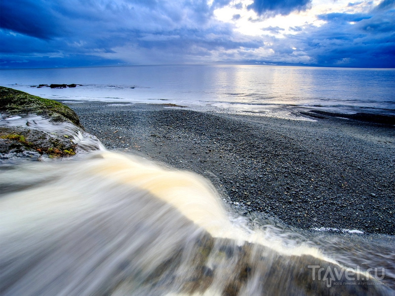 Пляж Sandcut известен разве что местным жителям, Канада / Канада