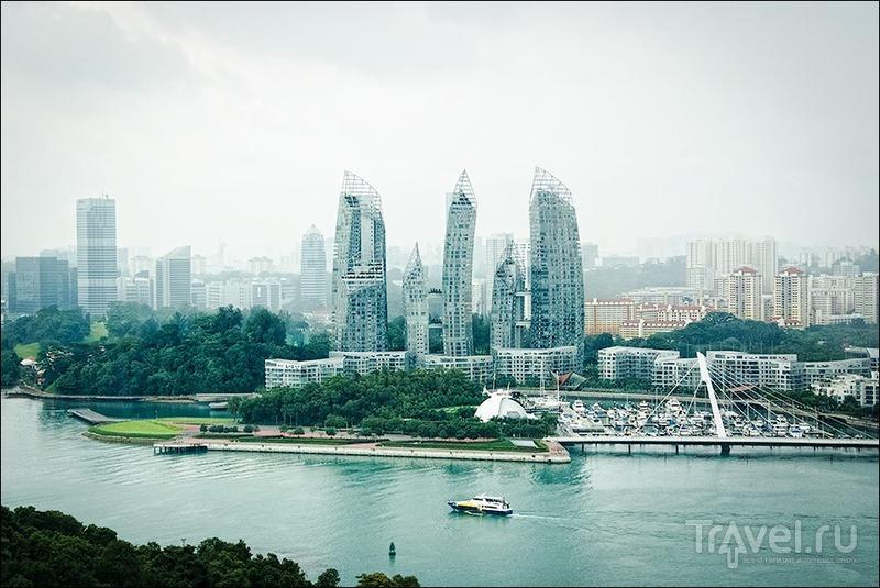 Keppel Bay, Сингапур / Фото из Сингапура