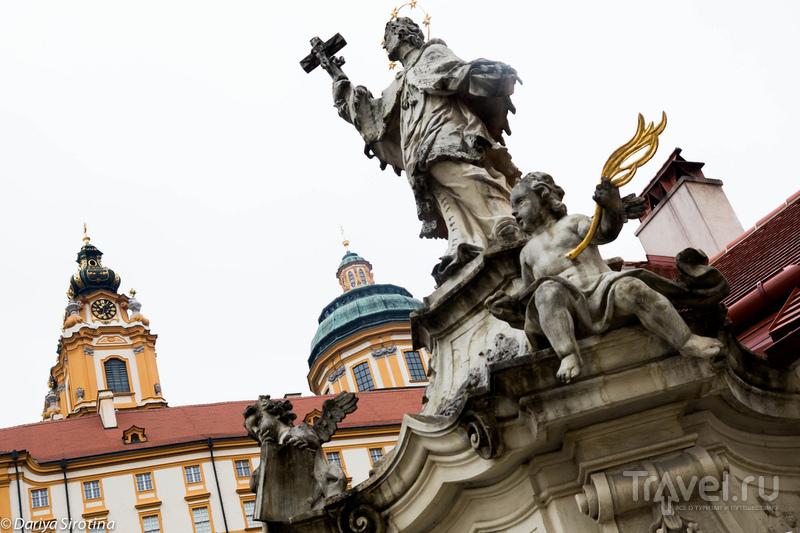 Поездка из Вены. Аббатство Мельк / Фото из Австрии