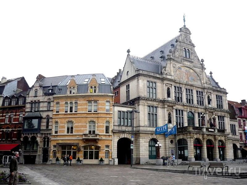 Королевский фламандский театр в Генте, Бельгия / Фото из Бельгии