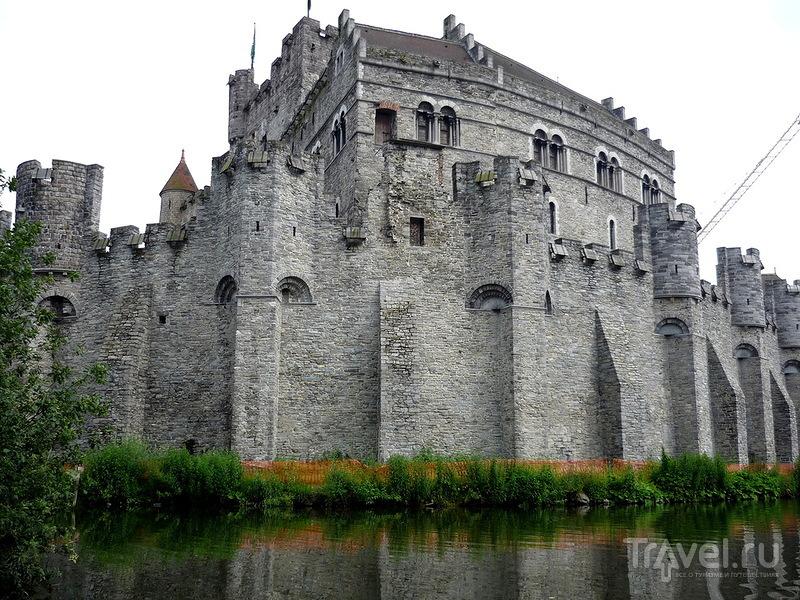 Замок графов Фландрии в Генте, Бельгия / Фото из Бельгии