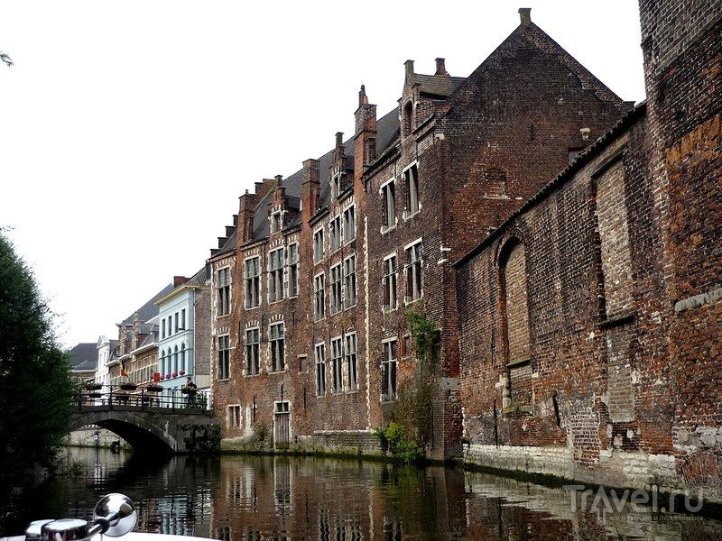 Монастырь августинцев в Генте, Бельгия / Фото из Бельгии
