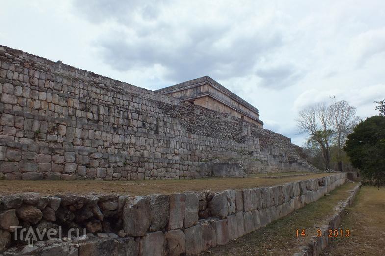 Мексика. Ушмаль (14.03.13) / Мексика