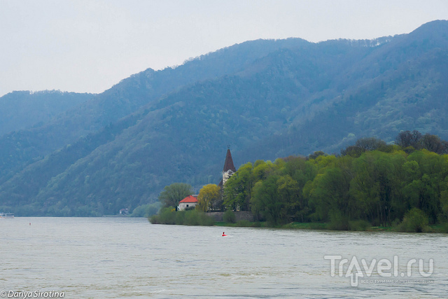 В долине Вахау, Австрия / Фото из Австрии