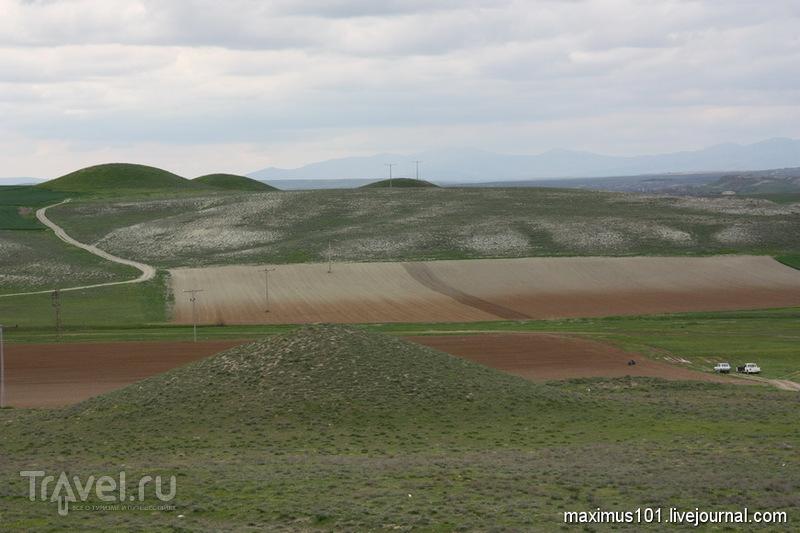 Курганы Гордиона / Турция