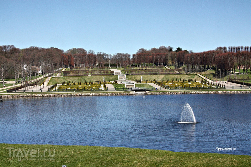 Фредериксборг - замок датских королей / Дания