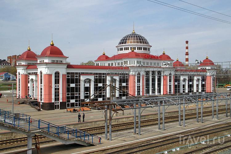 В городе Саранске, Россия / Фото из России