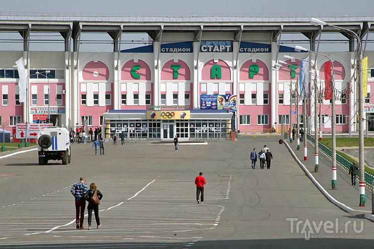 В Саранск на футбол и не только / Фото из России