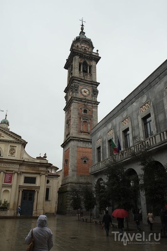 Варезе. Дворец Палаццо Эстенезе / Италия