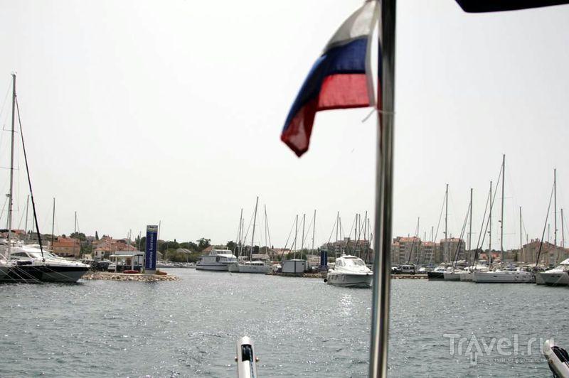 Хорватия - яхтинг / Хорватия