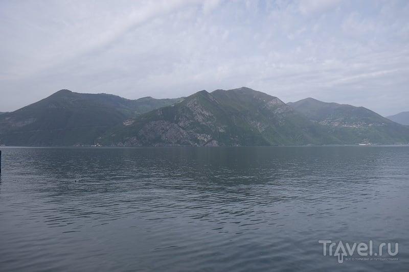 Озеро Изео. Мароне / Италия
