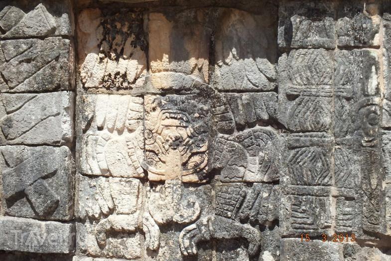 Мексика. Чичен-Ица / Мексика
