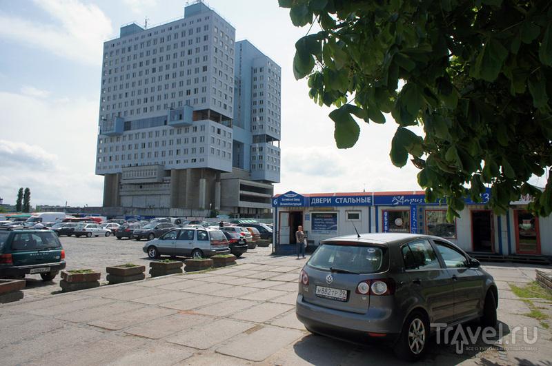 Калининград: Европа или совок? / Россия