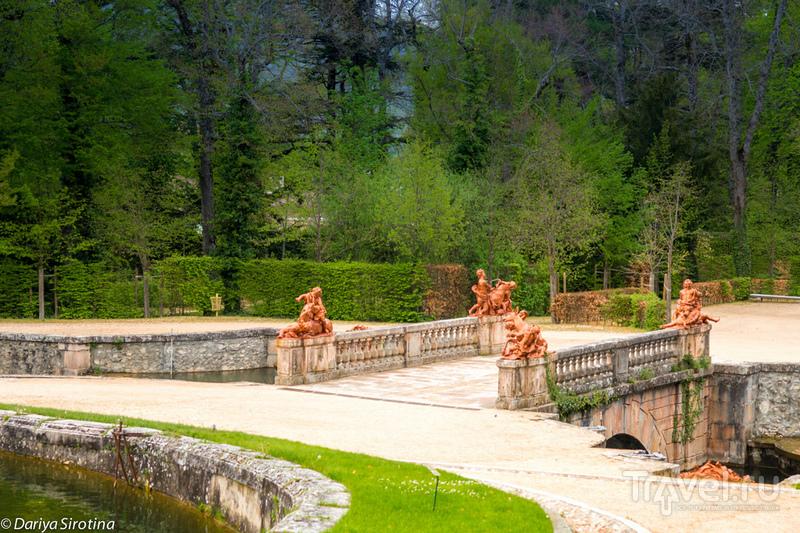 Ла-Гранха-де-Сан-Идельфонсо: королевская дача / Фото из Испании