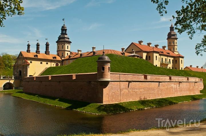 Несвижский замок, Белоруссия / Фото из Белоруссии