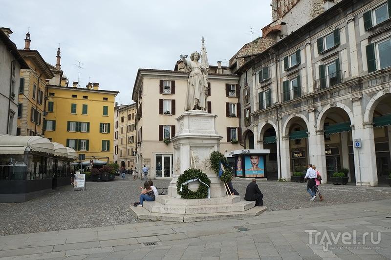 Автопутешествие в Брешию / Италия