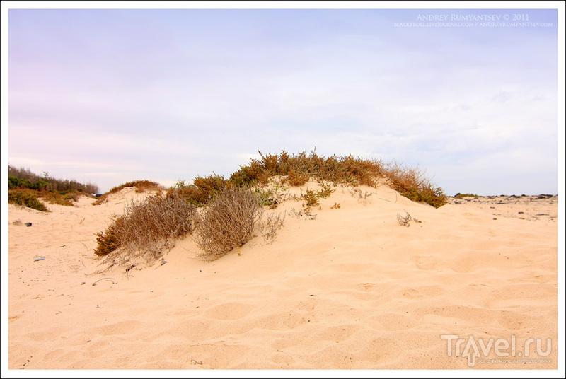 Playa Marfolín в Эль-Котильо, Испания / Фото из Испании