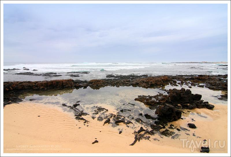 На край Старого Света. Канарские острова. Эль-Котильо / Фото из Испании