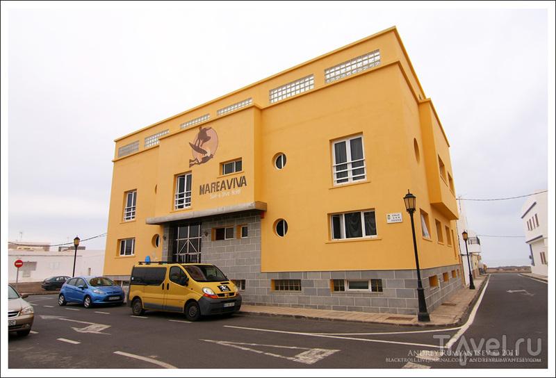 Mareaviva Surf-& Dive Hotel на улице San Pedro в Эль-Котильо, Испания / Фото из Испании