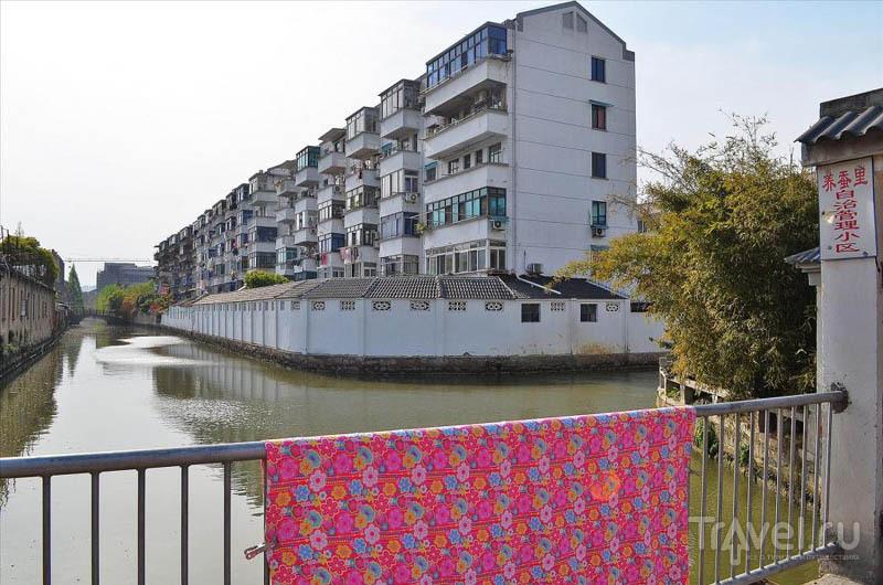 В городе Сучжоу, Китай / Фото из Китая