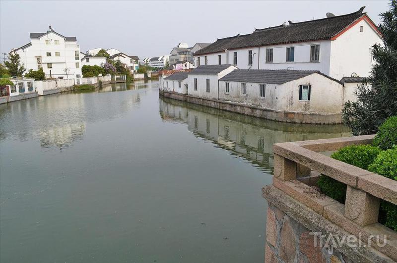 Суджоу: китайская Венеция / Фото из Китая