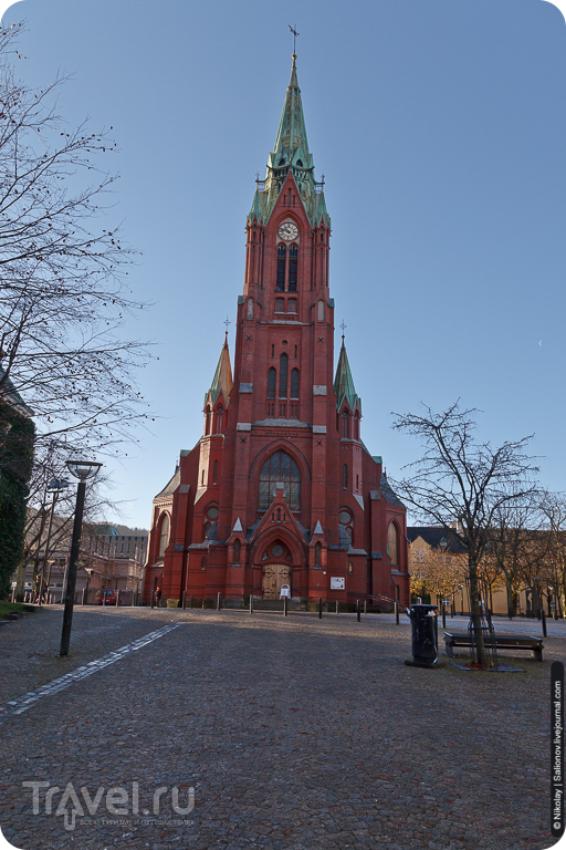 Johanneskirken в Бергене, Норвегия / Фото из Норвегии