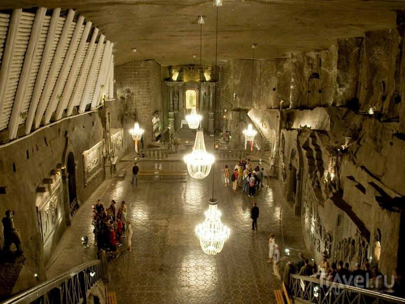 Строительство часовни Святой Кинги завершилось в 1896 году, Польша / Польша