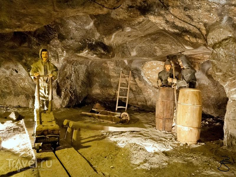 Экскурсионные маршруты по тоннелям и гротам были открыты в конце XVIII века / Польша