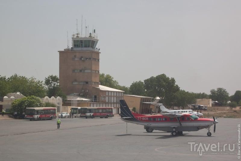 Перелет Эйлат - Тель-Авив - Аддис-Абеба - Нджамена / Чад