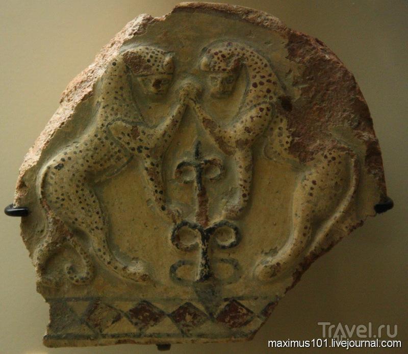 Гордион - столица древней Фригии / Турция