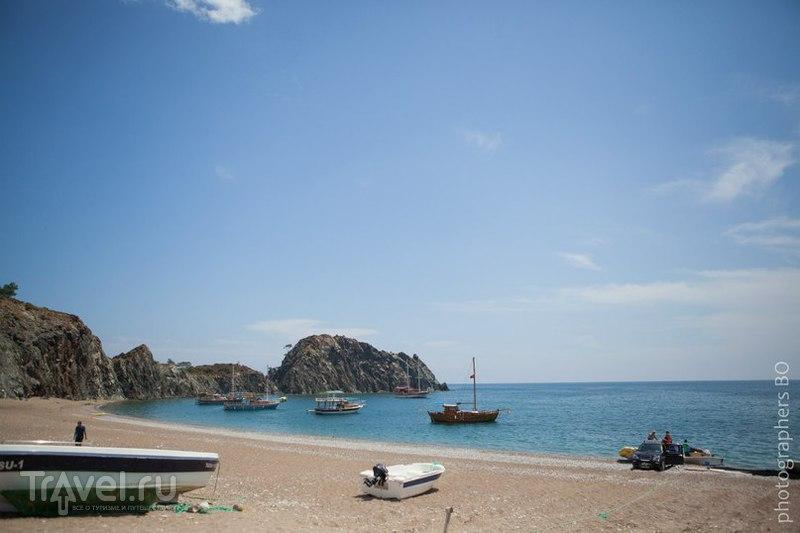 Олимпос, Чиралы, Улупинар - другой взгляд на турецкий пляжный отдых / Турция