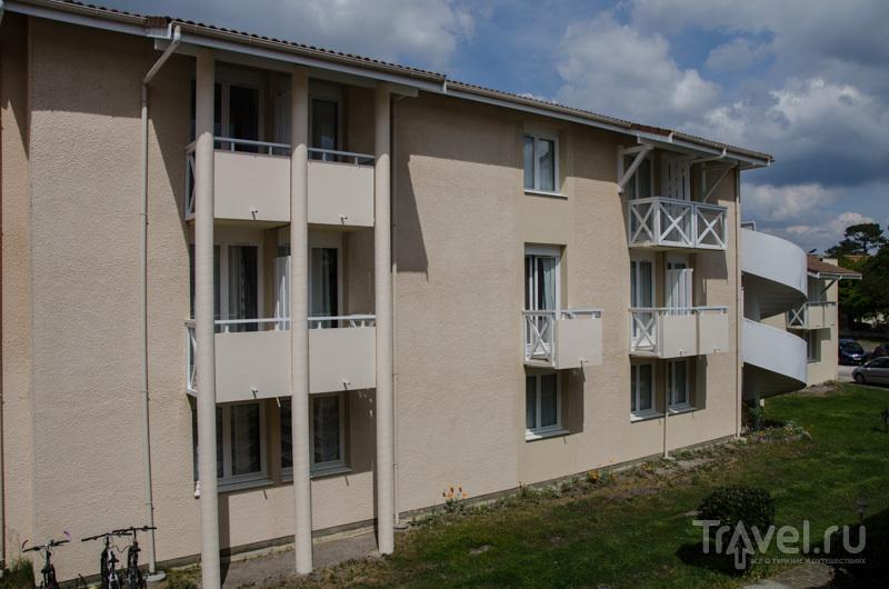 Отель Residence L'Oceane в Андернос-ле-Бен, Франция / Фото из Франции
