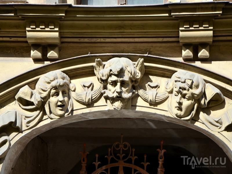 Рига - европейская столица югендстиля, Латвия / Латвия