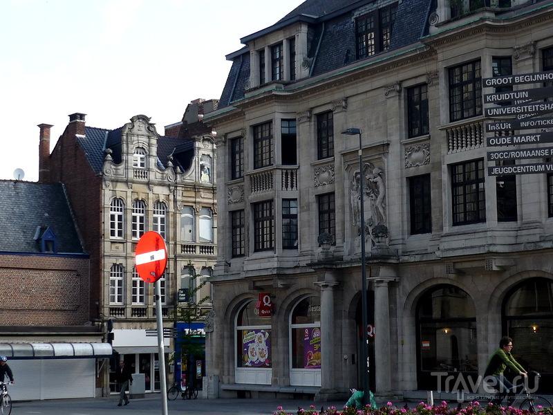 Левен - родина Stella Artois / Бельгия
