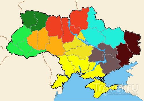 Для тех, кто едет в Украину. Практические советы / Украина