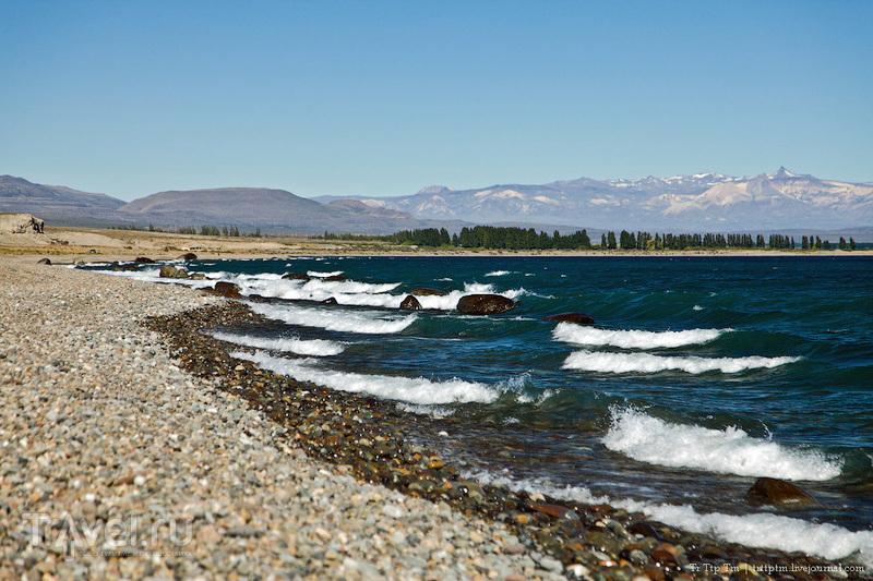 Озеро Буэнос-Айрес - Хенераль-Каррера / Фото из Аргентины
