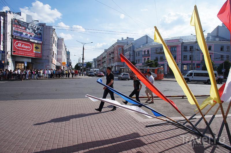 В Чебоксарах, Россия / Фото из России