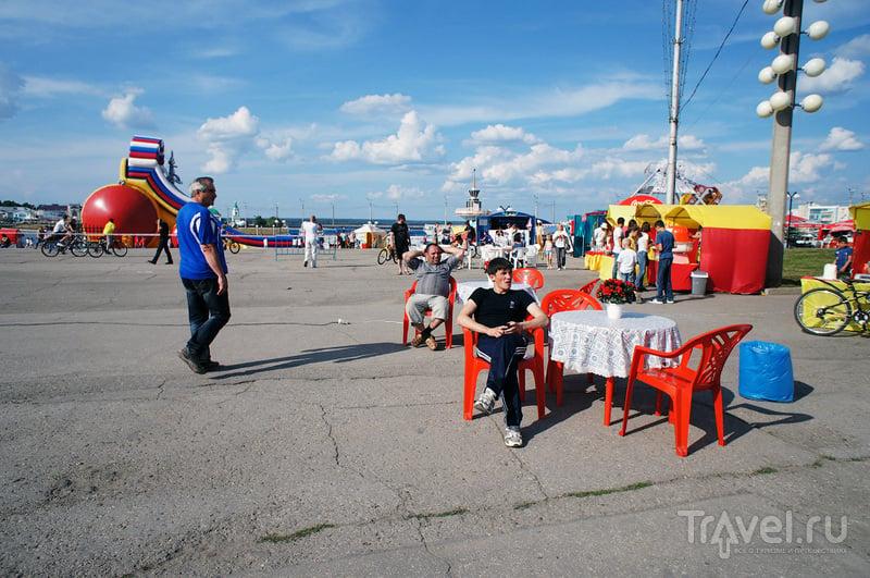Чебоксары. Праздник каждый день / Фото из России