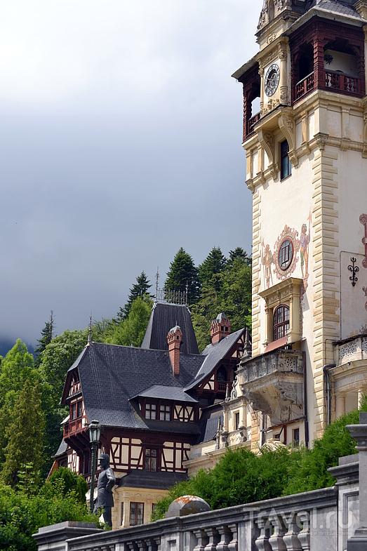 Замок Пелеш. Румыния / Румыния