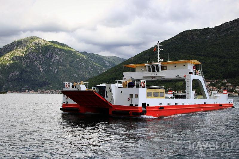 Бока-Которская бухта, Черногрия / Фото из Черногории