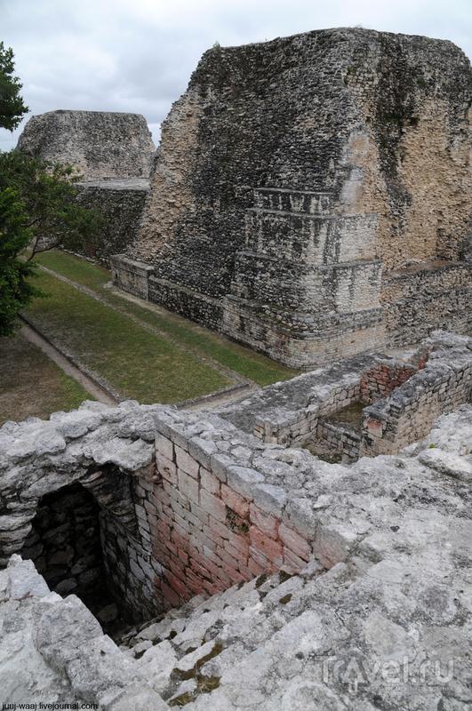 Руины Бекана, штат Кампече / Мексика