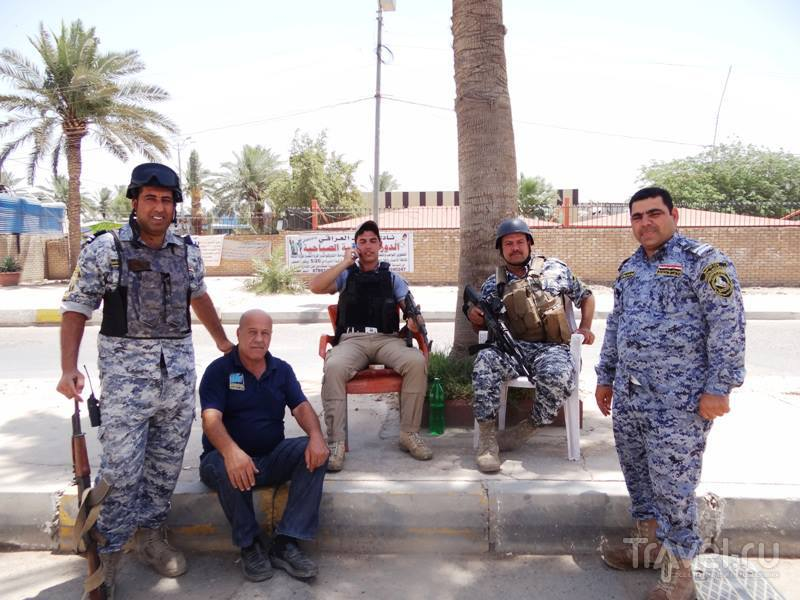 Первые 24 часа в Багдаде, Ирак / Ирак